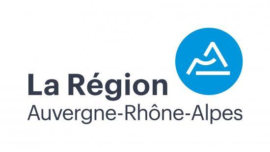 Logo partenaire region auvergne rhone alpes rvb bleu gris
